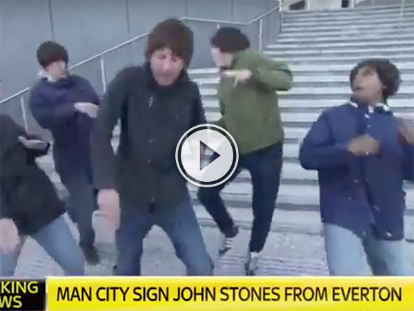 Soccer Am reacts to John Stones signing for Man City (Video)