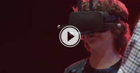 Who knew you could enter the Upside Down with VR? (Video)