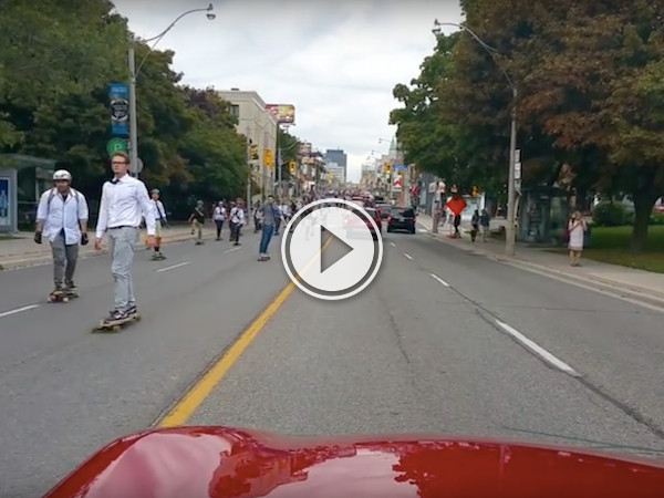 The annual Toronto Board meeting was a success! (Video)
