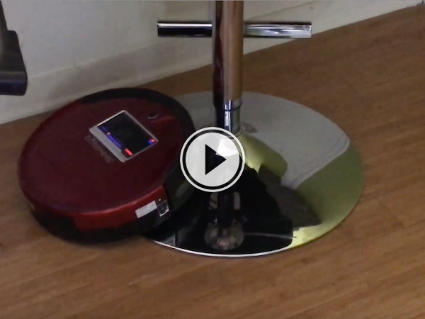 Today, we catch the elusive Roomba mating ritual! (Video)