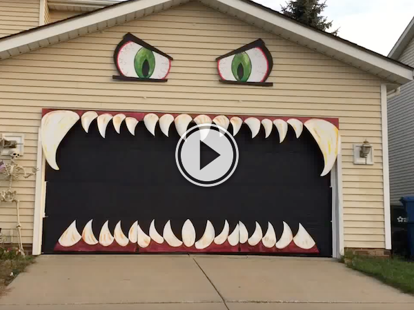 Bet this house gets a lot of iron in its diet! (Video)