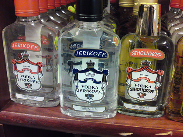 even shtty vodka has its uses 212 Even sh*tty Vodka has its uses (15 Photos)