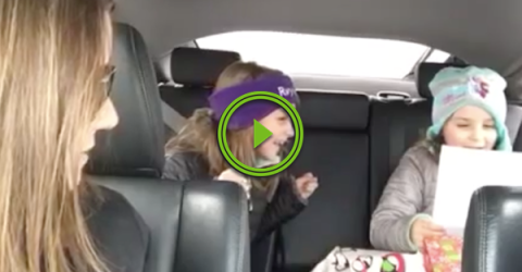 Dad... did you say family trip to the dentist or Disney? (Video)