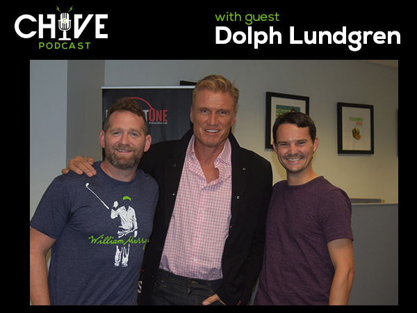 lead 600x450 Dolph Lundgren on theCHIVE Podcast!!  Dreams do come true!
