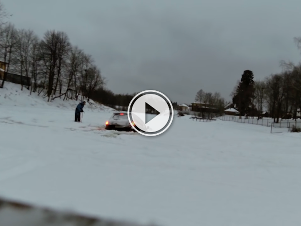 Russians have a different definition of driver safety than we do (Video)