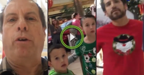 Texas Pastor tells group of children that Santa doesn't exist