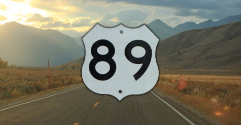The greatest road in America isn't route 66
