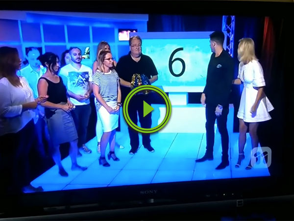 The most awkward New Years countdown ever (Video)