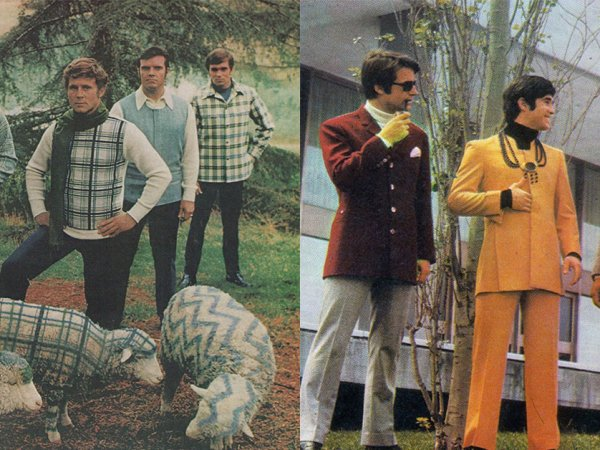 70's fashion was something else (27 Photos)