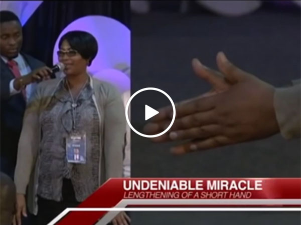 Checkmate Atheists! African priest performs mind-blowing miracle
