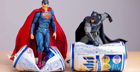 Action figures come to life in dramatic, humorous manner (28 Photos)