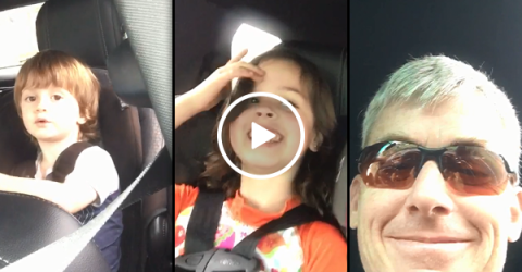 Little boy mistakes the word stick for something dirty (Video)