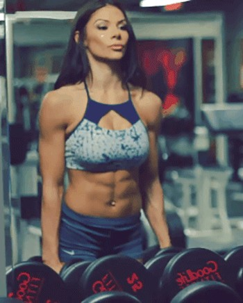 tumblr nurjmkvrtx1udfafyo1 40010 Hit the gym, the women will show you how (13 Gifs)