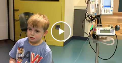 Ari, 5 Years Old, Learns He's Getting a New Heart