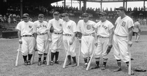 How baseball teams got there names (30 Photos)