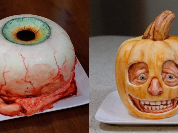 Disgusting looking cakes I am sure taste great (24 Photos)