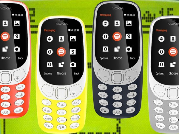 Nokia are releasing a new 3310 for 2017 (7 Photos)