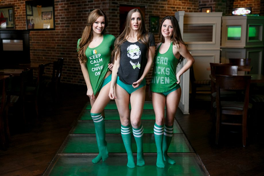 luck of the irish 27 photos 212 Getting lucky on St. Patricks Day (27 Photos)