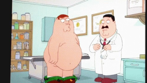 man jokes to ease your body before your first prostate exam 10photos 240 Jokes to help soothe your balloon knot before your first prostate exam (10 Photos)