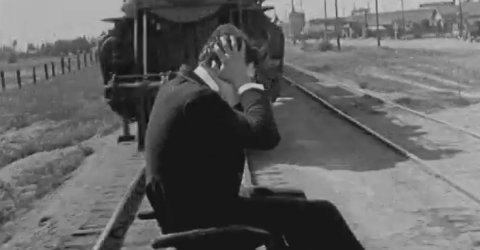 Awesome Gifs from the Silent Film Era (15 GIFS)