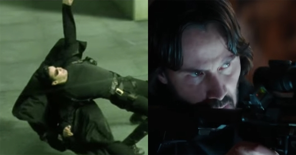 wild fan theory claims john wick 2 is a sequel to the matrix 24 Wild fan theory claims John Wick 2 is a sequel to The Matrix