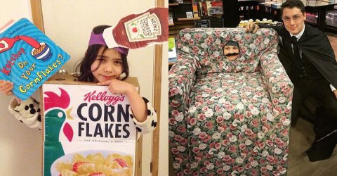 World Book Day's best literary character kids' costumes (24 Photos)
