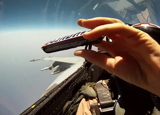 lead f 18 04 03 17 11 snickers awesome prt01 89c327 F 18 pilots, you try f n around harder at work (20 GIFs)