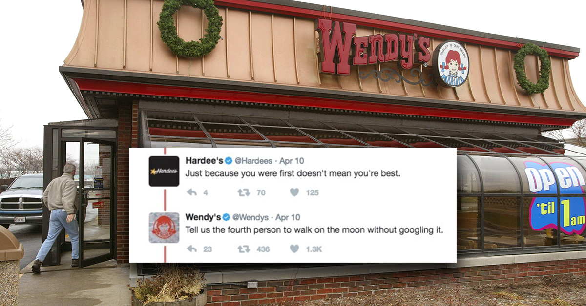 Wendys Trolled Hardees So Hard On Twitter They Got Blocked