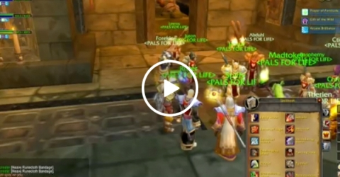 12 years ago today, Leeroy Jenkins screamed his way into the internet hall of fame (Video)
