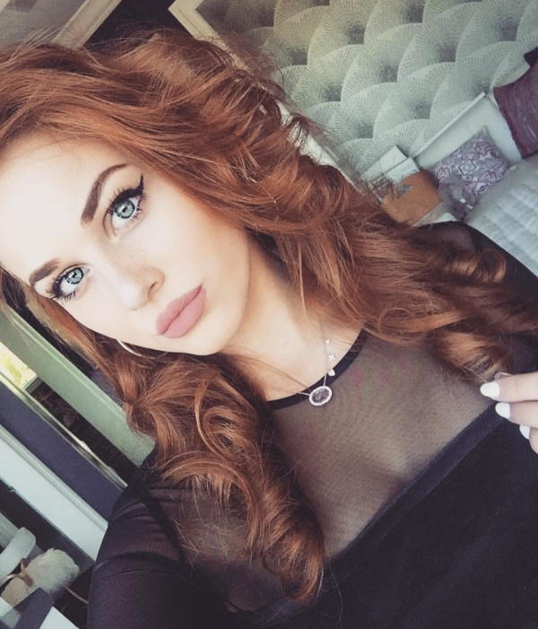 Beautiful redheads are scorching our planet (31 Photos)