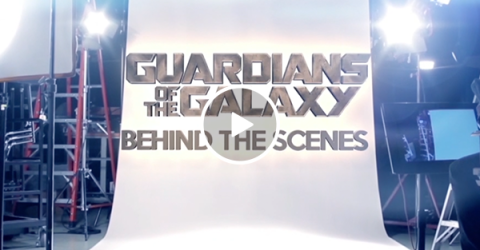 Behind the scenes facts about Guardians of the Galaxy (Video)