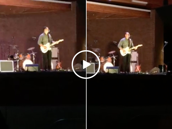 """Josh Weathers perfectly nails """"I Will Always Love You"""" (Video)"""
