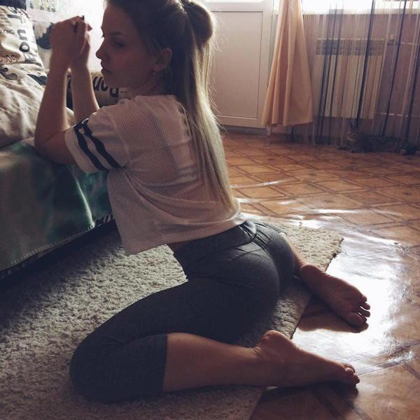 Just pucker your lips and Find Her (45 Photos) 4