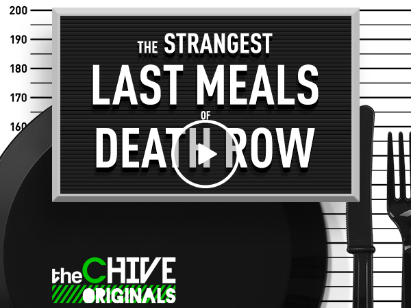 The Strangest Last Meals of Death Row Inmates (Video)