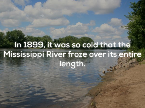 Interesting facts and trivia about weather (25 Photos)