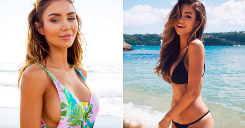 Pia Muehlenbeck ia a one sexy former lawyer (25 Photos)