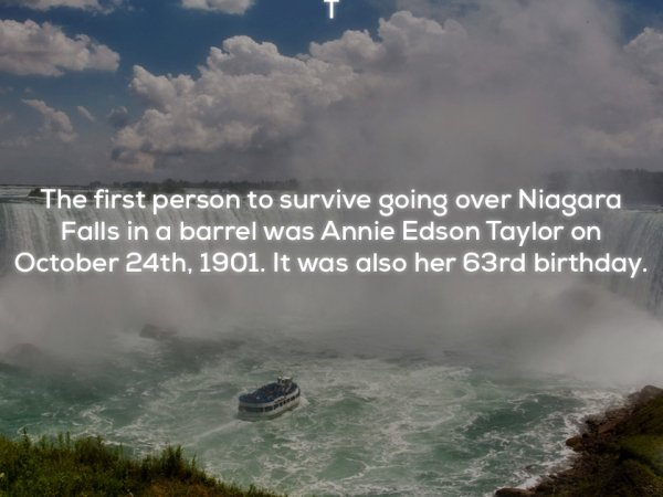 16 weird historical firsts from throughout history (16 Photos)