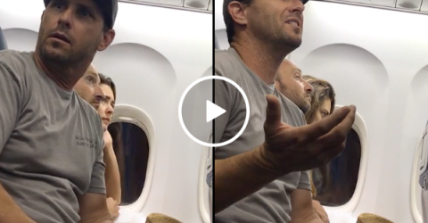Family with infant child booted off delta flight (Video)