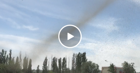 This tornado isn't what you think it is (Video)