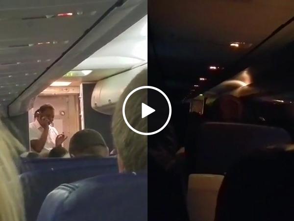 This Southwest Flight Attendant 100% deserves a raise (Video)
