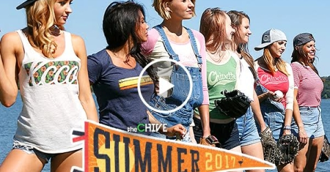 It's Girls vs. Guys out on the Sandlot (Video)