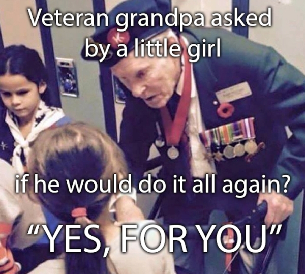 vet memorial day memes 05 26 17 600 28 Memorable Memorial Day Memes and GIFs (62 Photos)