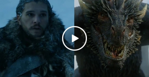Game of Thrones Season 7 has a new trailer, and holy sh*t (Video)