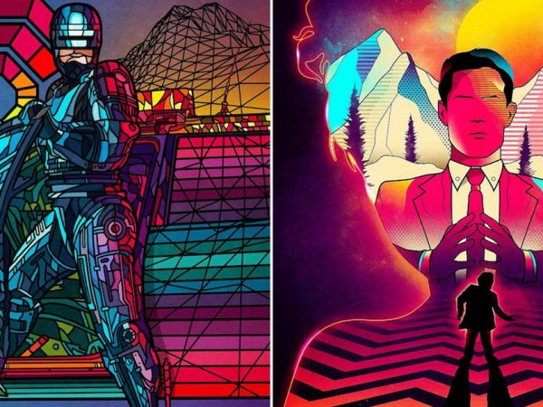 Van Orton brothers awesome pop culture inspired art (25 Photos)
