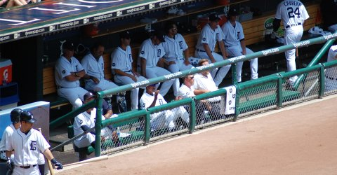Strange superstitions in baseball history (16 Photos)