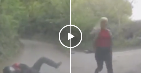 A lot can go wrong in 30 seconds... (Video)