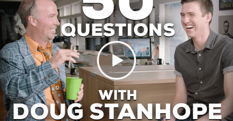 50 Questions with Doug Stanhope