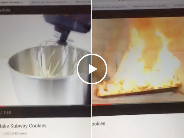 Redneck just wants to make Subway cookies, Internet leaves him in shambles