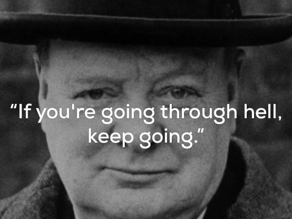 Quotes from Winston Churchill (19 Photos)