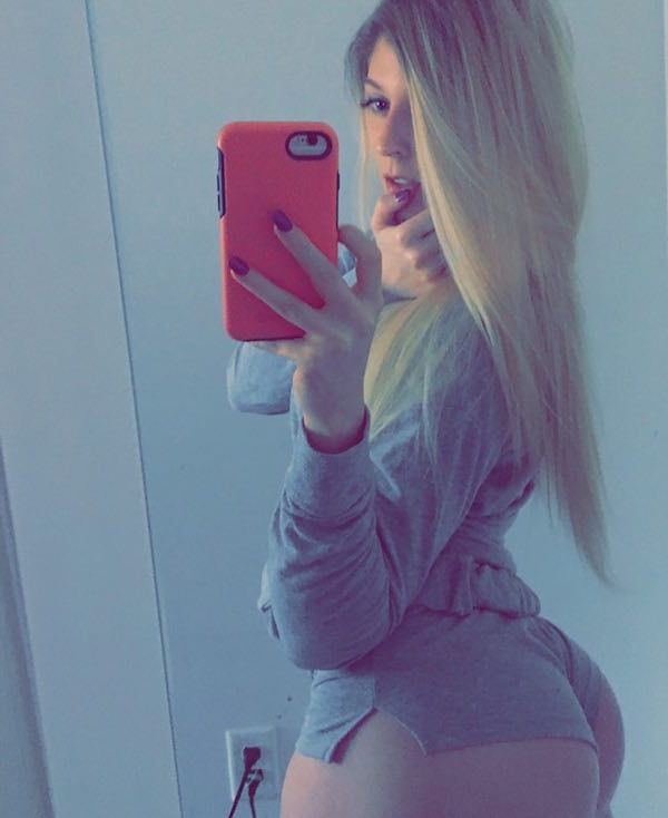 Thick Little White Girl